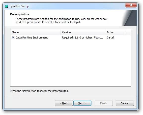 Download Spotflux Offline Installer