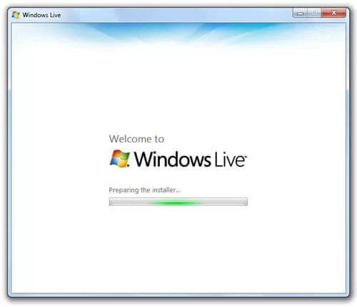 Windows Live Essentials 2009 Offline Installer