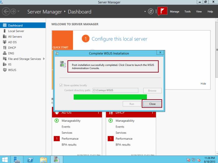Download WSUS Offline Installer