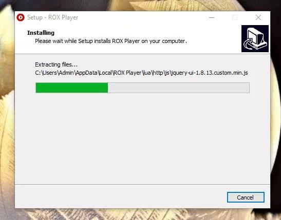 Download ROX Player Offline Installer