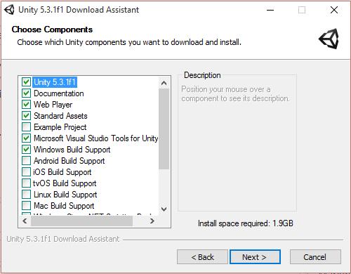 Download Unity 5 Offline Installer