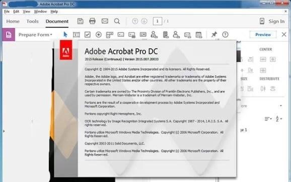 Download Adobe Acrobat Pro DC Offline Installer
