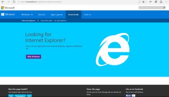 Internet Explorer 11 Offline Installer Free Download