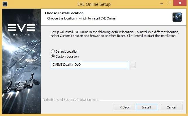 Download EVE Online Offline Installer