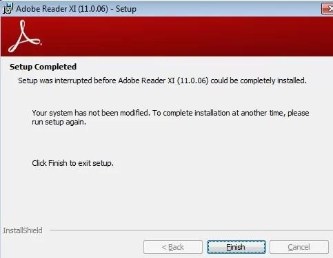 Download Adobe Reader 11 Offline Installer