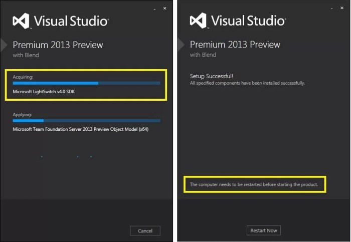 Download Visual Studio 13 Offline Installer