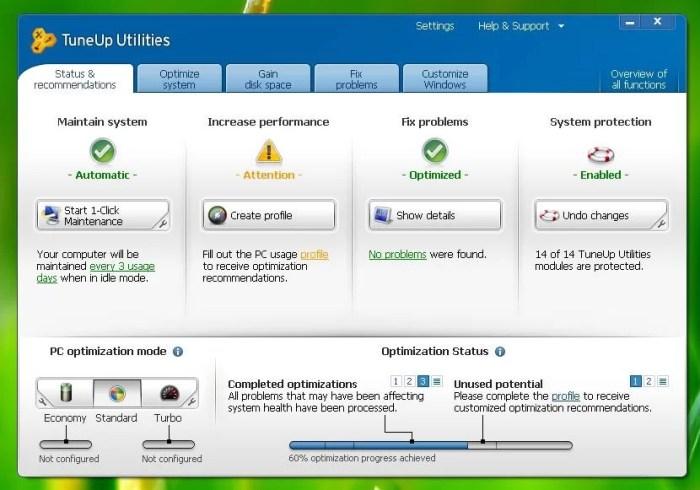Download TuneUp Utilities 2016 Offline Installer