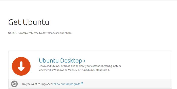 Download Ubuntu Offline Installer