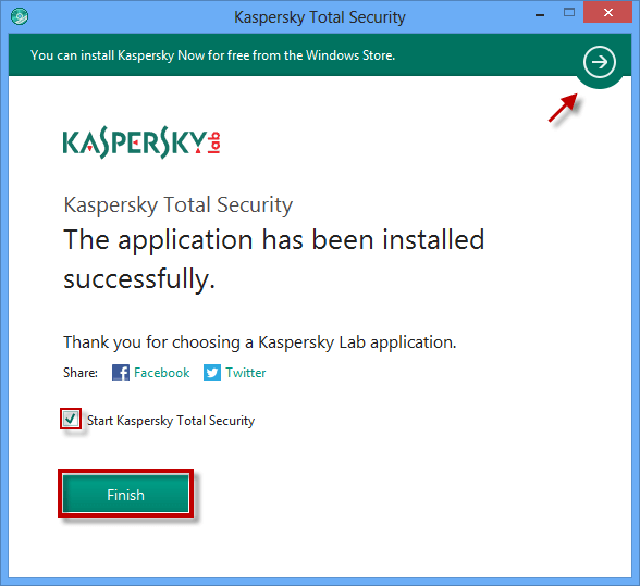 Download Kaspersky Total Security Offline Installer