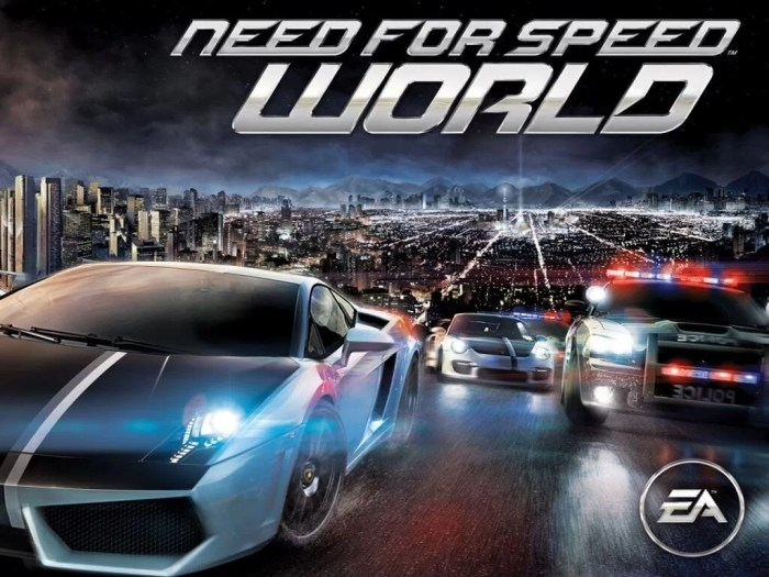 Download Need For Speed World Offline Installer