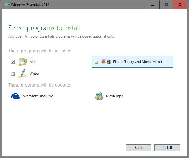 Download Windows Live Mail 2012 Offline Installer - Offline