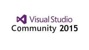 Visual Studio Community 2015 Offline Installer Free Download