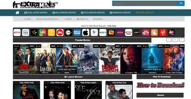 Screenshot-ExtraMovies-Apk