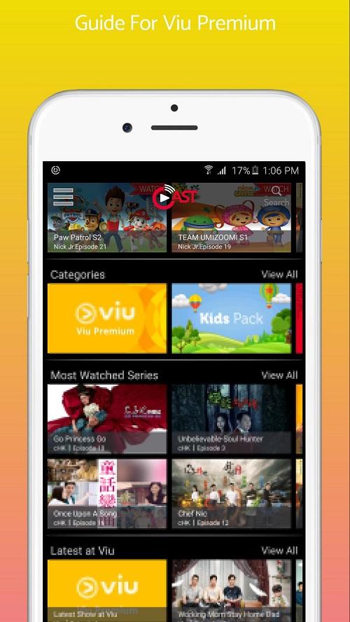 Screenshot-Viu-Premium-Apk