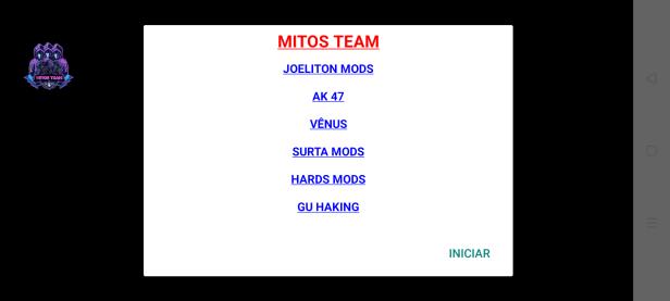 Screent of Mitos Team