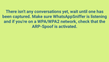 Screenshot of WhatsApp Sniffer & Spy Tool Apk