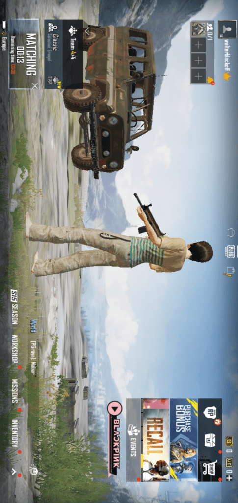 Screenshot of R3 PUBG Patcher For Android