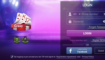 Screenshot of Teen Patti Crazy Apk