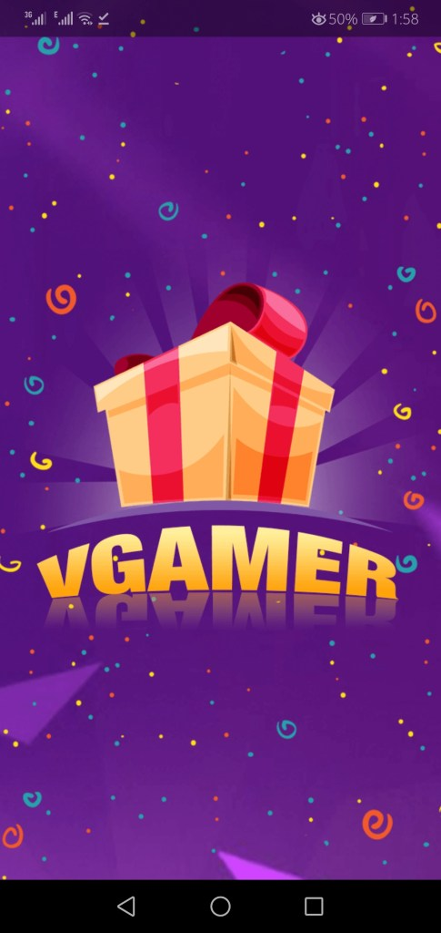 Screenshot of VGamer Apk