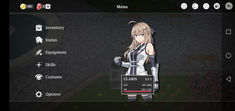 Screenshot of Epic Conquest 2 Game