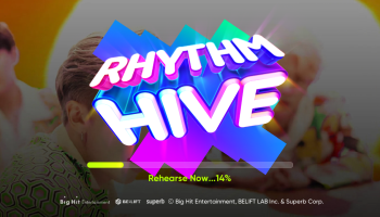Screenshot of Rhythm Hive Apk