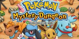 Pokémon Mystery Dungeon: Esploratori del Cielo