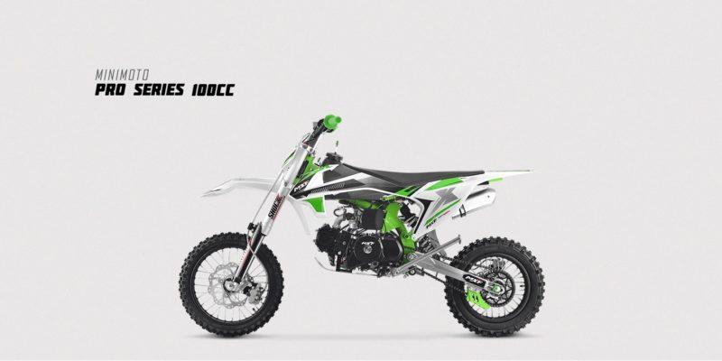 100cc - PRO SERIES - Verde-min