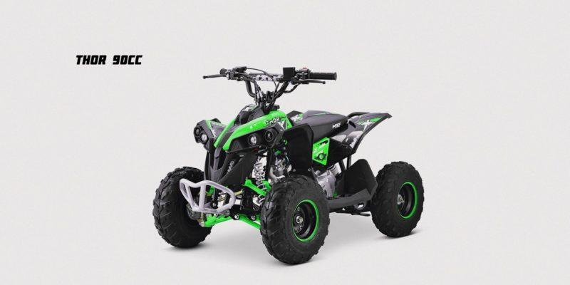 90cc THOR - Verde-min