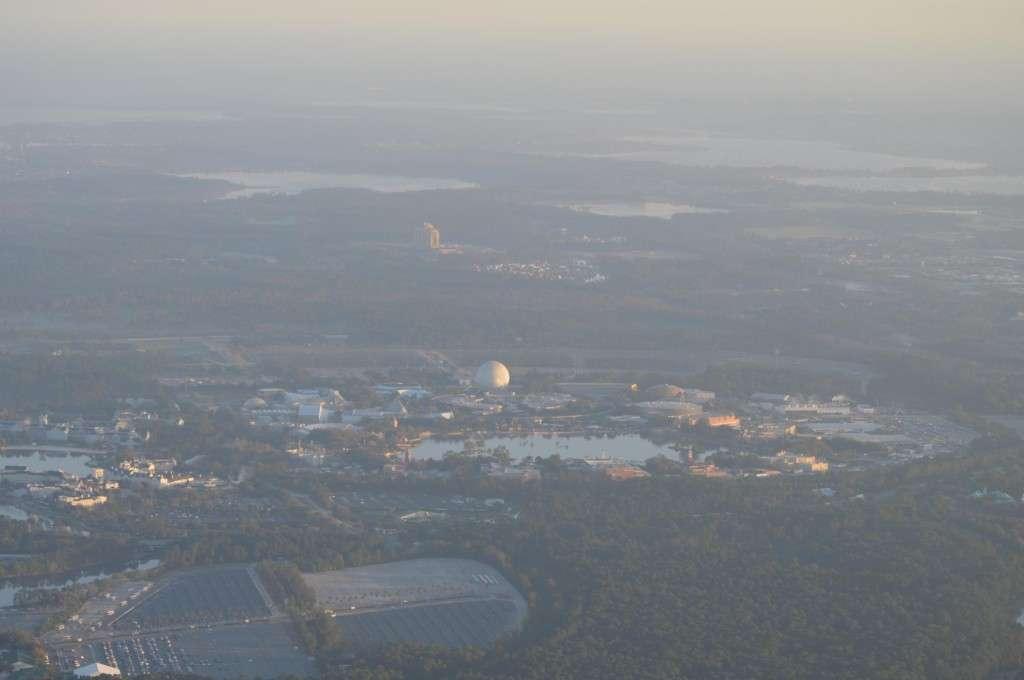 Orlando Balloon Rides- Epcot