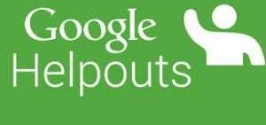 Google Helpout