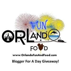 Blogger For A Day Giveaway
