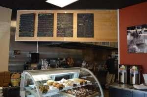Sweet Cafe 1739 Menu Board