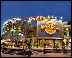 Hard Rock Cafe & Hard Rock Live at Universal Orlando