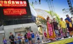 Padawan Mind Challenge - Orlando Fun and Food