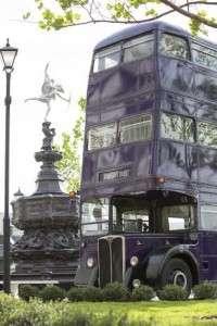 Knight Bus-Diagon Alley