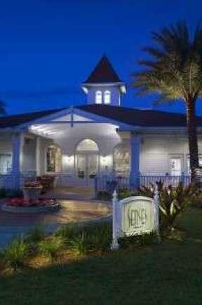Senses - A Disney Spa at Disney's Grand Floridian Resort (photo courtesy of Walt Disney World media)