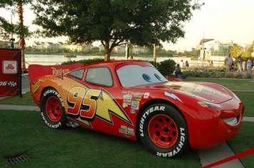 """Lighting McQueen from Disney*Pixar """"Cars"""""""