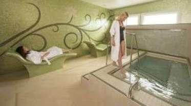 Whirlpool at Senses - A Disney Spa at Disney's Grand Floridian Resort (photo courtesy of Walt Disney World media)
