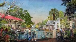 Disney Springs (photo courtesy Walt Disney World media)