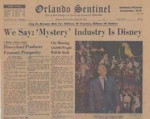 photo provided by the Walt Disney Company
