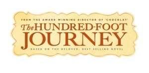 The Hundred Foot Journey Logo