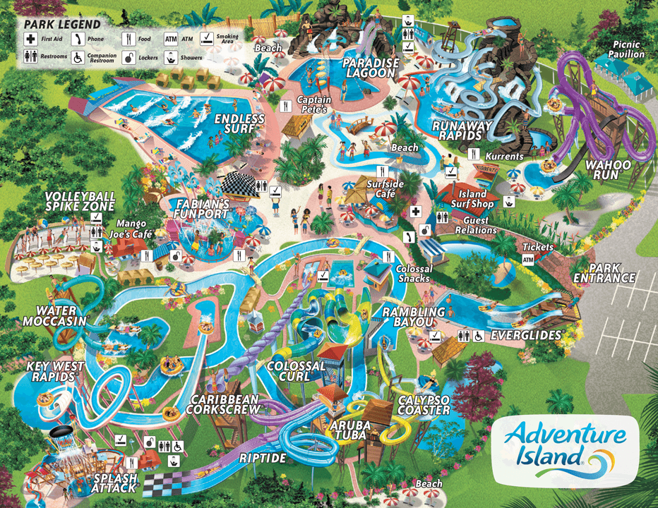 Ride, Slide & Dine with Busch Gardens Tampa | OFF On The Go