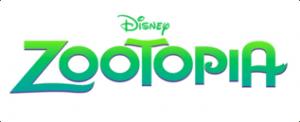 Disney Zootopia logo