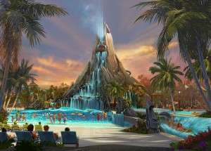 Volcano Bay at Universal Orlando Announced to be Entirely New Wa