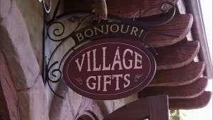 Disney Gift Shop