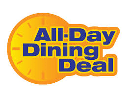 Seaworld All Day Dining