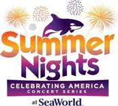 Seaworld Summer Nights