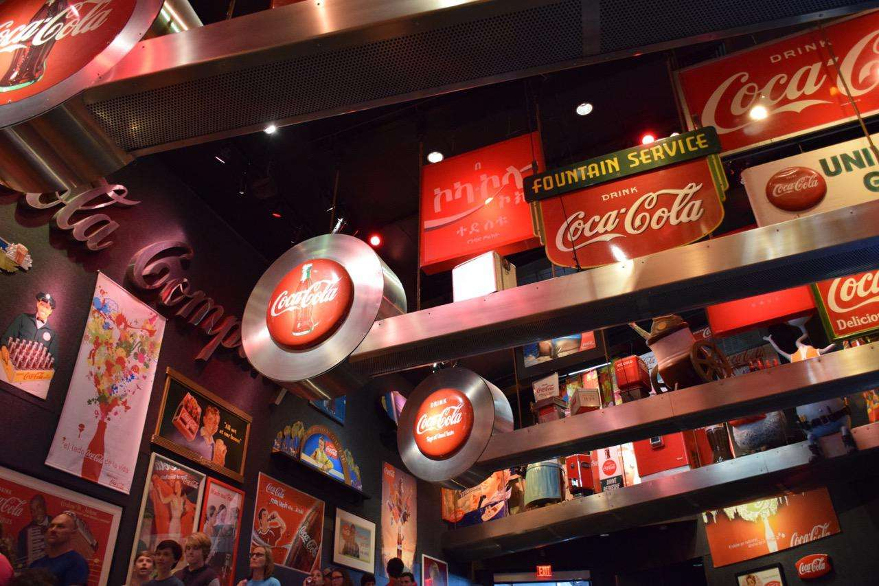 World of Coke