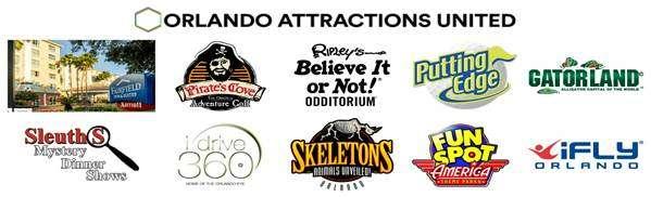 Orlando Attractions United