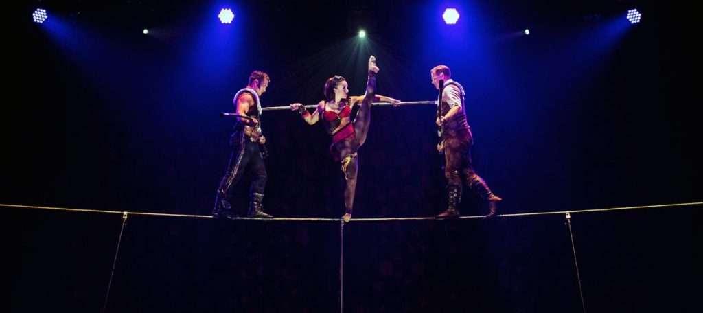 Circus Sarasota Wallenda